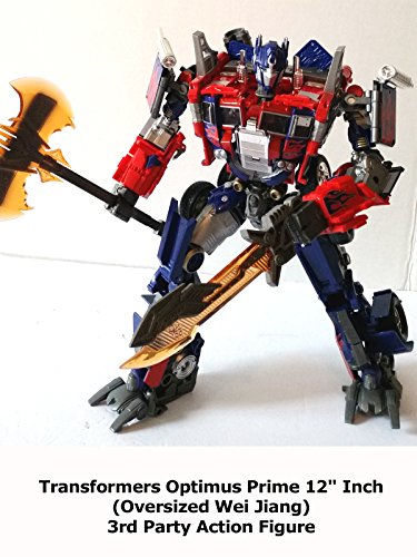 "Review: Transformers Optimus Prime 12"" Inch (Oversized Wei Jiang) 3rd Party Action Figure"