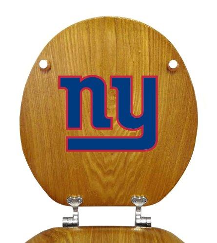 New York Giants Toilet Seat Giants Toilet Seat Giants