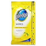 Diversey - Pledge Furniture Polish Wipes, 7