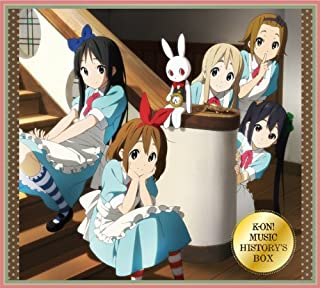 K-ON! MUSIC HISTORY'S BOX (イベントチケット先行購入申し込み券封入)