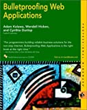 img - for Bulletproofing Web Applications (M&T Books) by Adam Kolawa (2001-12-29) book / textbook / text book