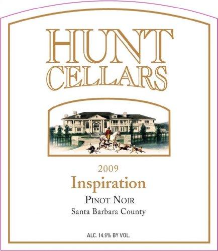 2009 Hunt Cellars 'Inspiration' Pinot Noir, Santa Barbara County 750 Ml