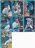 BBM 2001 プロ野球カード [西武ライオンズ] サインパラレル 7種