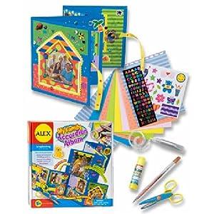 ALEX Toys Craft My Family Accordion Album