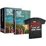 The Rolling Stones: Sweet Summer Sun - Hyde Park Live [Amazon Exclusive T-Shirt Set] [DVD] [NTSC] [Edizione: Regno Unito]
