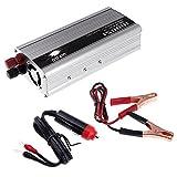 KKMOO 1500W WATT DC 12V AC 230V Portable Auto Wechselrichter