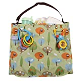 Leachco Play Day Outdoor Blanket And Tote - Green