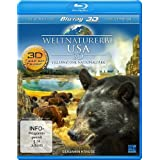 Weltnaturerbe USA 3D -
