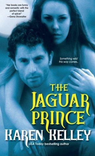 Image of The Jaguar Prince