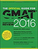 img - for The Official Guide for GMAT Quantitative Review 2016 with Online Question Bank and Exclusive Video book / textbook / text book