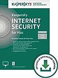 Kaspersky Internet Security for Mac Upgrade [Download]