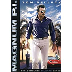 Magnum P.I.: The Complete Seventh Season