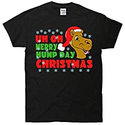 Merry Hump Day Christmas Camel T-Shirt