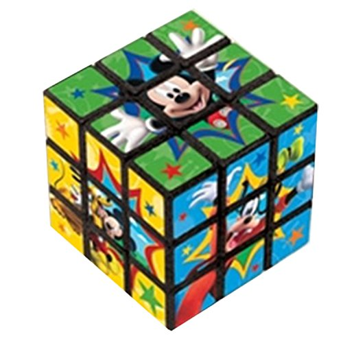 Party Pail Mickey Mouse Puzzle Cube, Mini