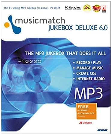 MusicMatch JukeBox 6.0 Deluxe