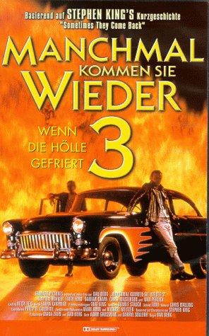 Manchmal kommen sie wieder 3 [VHS]