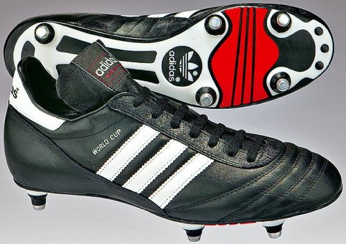 Adidas World Cup black-white - 40 2/3