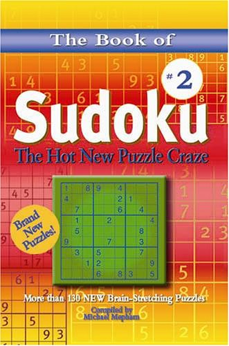 The Book of Sudoku #2, Michael Mepham