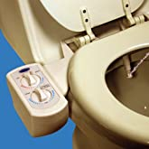 Blue Bidet BB-3000 (Beige) Warm and Ambient Water bidet