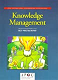 Knowledge Management (1928593062) by American Productivity & Quality Center