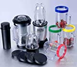 Mb Magic Bullet Mixer, Grinder & Chopper(Combo 21 Pcs Set)
