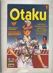 Otaku revista manga numero 1: Varios: Amazon.com: Books