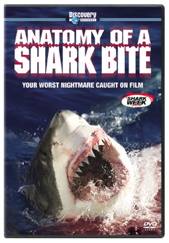 Cover art for  Anatomy of a Shark Bite