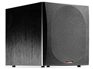 Polk Audio PSW505 12-Inch Powered Subwoofer (Single, Black) $229.99
