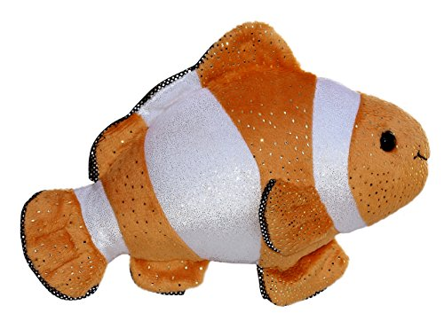 "Sea Sparkles Clown Fish 7"" by Aurora"