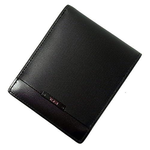 (トゥミ)TUMI 財布 メンズ  QUANTUM 二つ折り (ブラック) 12037D TM-109 [並行輸入品]