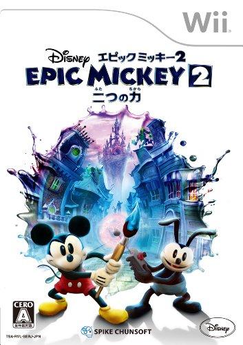 【ゲーム 買取】ディズニー エピックミッキー2:二つの力