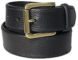 Polo Ralph Lauren Men's casual Black Leather Belt Sz 32