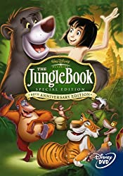 The Jungle Book : 40th Anniversary 2 Disc Platinum Edition [1967] [DVD] [1968]