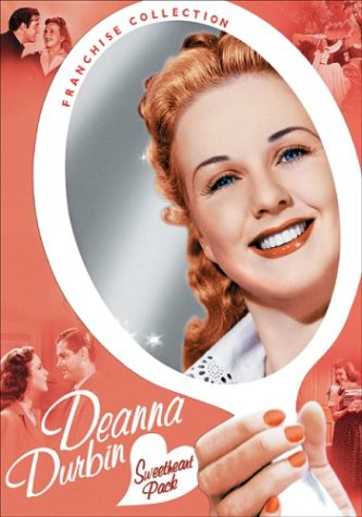 Deanna Durbin Sweetheart Pack [DVD] [Region 1] [US Import] [NTSC]