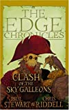 Paul Stewart Clash of the Sky Galleons (The Edge Chronicles)