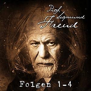 Folge 1 - 4 (Prof. Sigmund Freud) Hörspiel