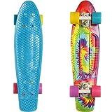 ペニー (PENNY) スケートボード 22インチ WoodStock ウッドストック コンプリート PN00101 [並行輸入品]