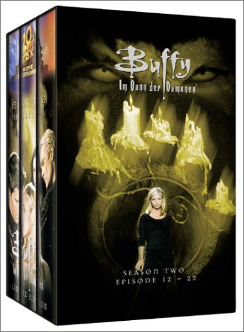 Buffy - Im Bann der Dämonen: Season 2.2 (Episoden 12 - 22) - Collector's Edition [VHS]