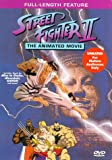 Street Fighter II The Animated Movie [Import]