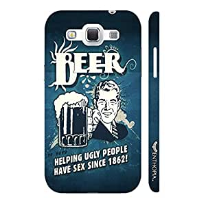 Samsung Galaxy Win I8552 EFFECT OF BEER SINCE 1862 designer mobile hard shell case by Enthopia