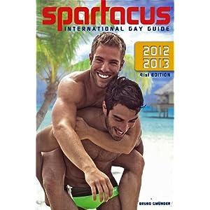 2012 Spartacus International Gay Guide