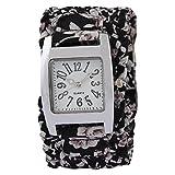 Stylisda Braided Cuff Women's Watch