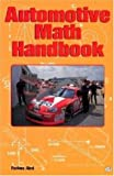 Automotive Math Handbook (0760306966) by Aird, Forbes