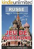 Russe - jeu de questions A1: Objectif: vocabulaire russe