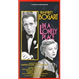 In a Lonely Place [VHS] ~ Humphrey Bogart