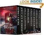 Here Be Magic Box Set: 8 Magical Tale...