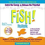 img - for Fish!: A Remarkable Way to Boost Morale and Improve Results book / textbook / text book