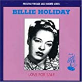 Billie Holiday Love for Sale
