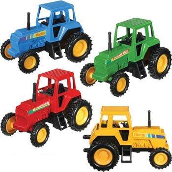 Toysmith Jumbo Treadin' Tractor - 1