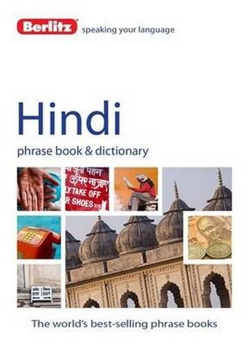 Berlitz Language: Hindi Phrase Book & Dictionary (Berlitz Phrasebooks)